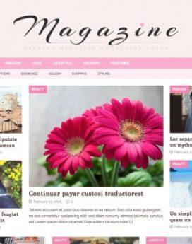 MagazineWpTheme