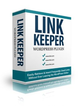 Link Keeper WP Plugin
