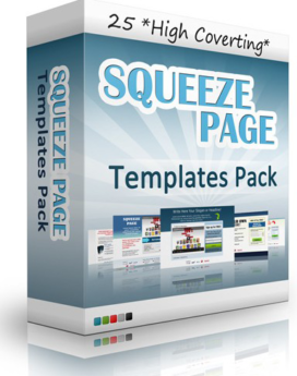 Ultimate Squeeze Page Templates