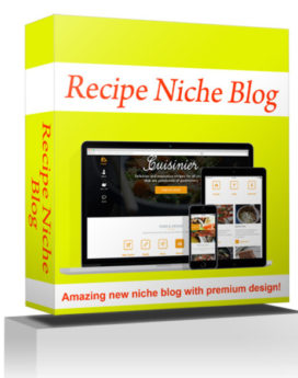 Recipe Niche Blog