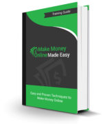 Make Money Online Made Easy