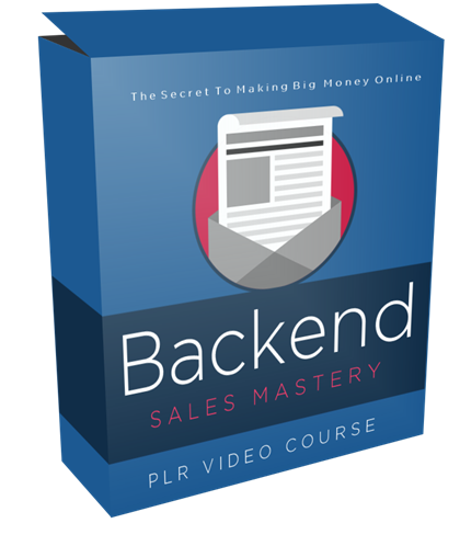 Backend Sales Mastery - Ebooklancer.com  Digital Download