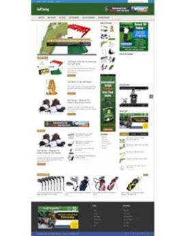 Golf Swing Niche Blog