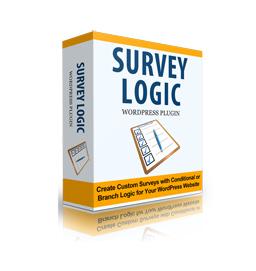 Survey Logic Wordpress Plugin
