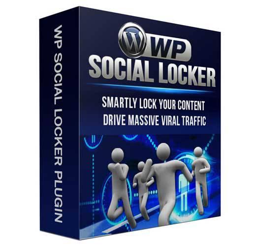 WP Social Locker Plugin | Free Ebook Download | Digital