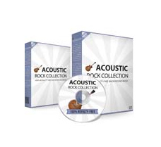 Acoustic Rock Band Audio Collection