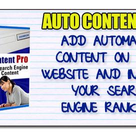 Auto Content Pro