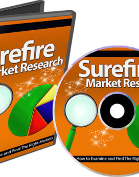 Surefire Market Research - PLR Filed Under: Video