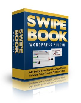 Swipe Book WP Plugin