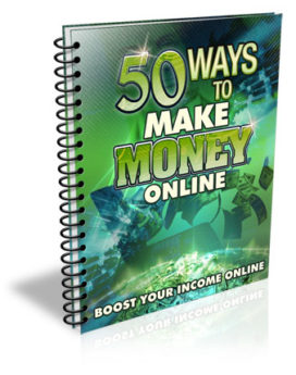 50 Ways to Make Money Online