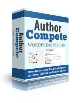 Author Compete WP Plugin