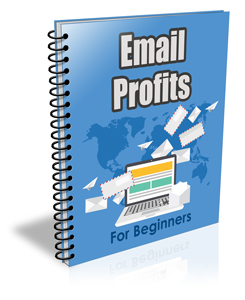 Email Profits For Beginners PLR Newsletters