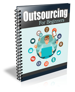 Outsourcing For Beginners PLR Newsletter