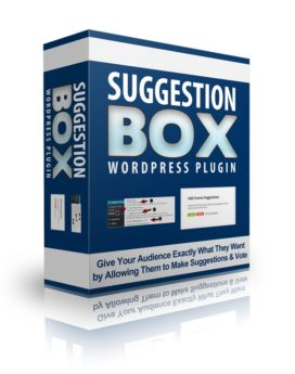 Suggestion Box WP Plugin