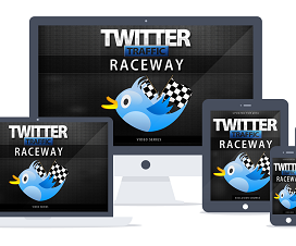 Twitter Traffic Raceway Video Upgrade