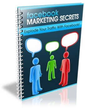 Facebook Marketing Secrets - PLR