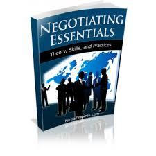 Negotiating Essentials - PLR