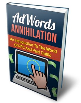adwords annihilation - master