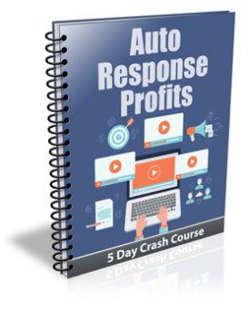 Auto Response Profits - PLR Newsletter