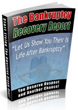 Bankruptcy Recovery Report