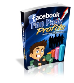 facebook fan page profits