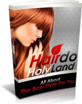 hairdo holy land