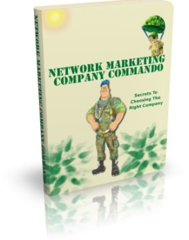 network marketing company commando