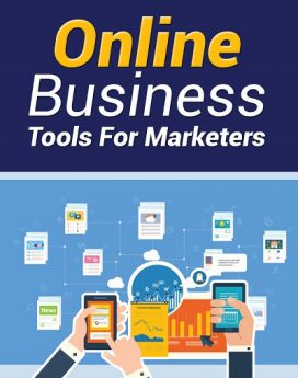 Online Business Tools For Marketers – PLR