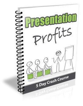 Presentation Profits PLR Newsletter