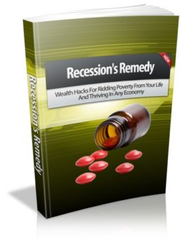 recessions remedy