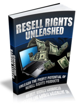 resell rights unleashed