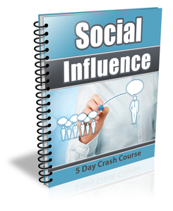 Social Influence PLR Newsletter