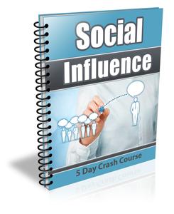 Social Influence PLR Newsletter