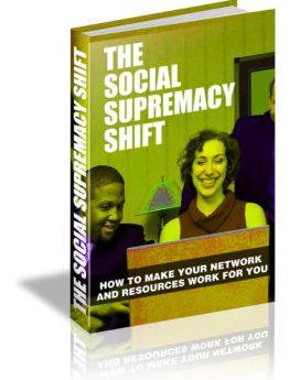 social supremacy shift
