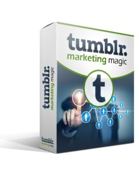 Tumblr Marketing Magic - PLR