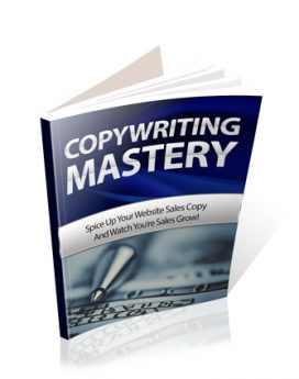 Copywriting Mastery - PLR
