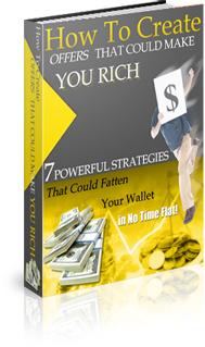 Create Offers