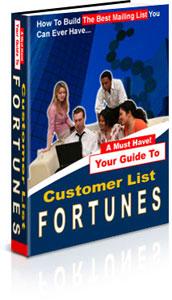 Customer List Fortunes