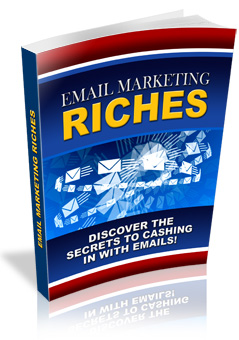 Email Marketing Riches - PLR