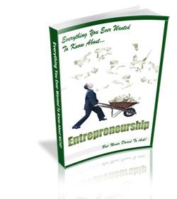 Entrepreneurship - PLR