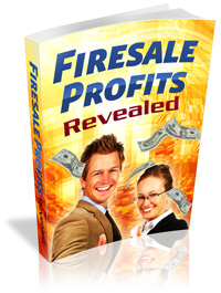 Firesale Profits Revealed - PLR