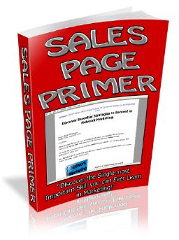 Sales Page Primer - PLR