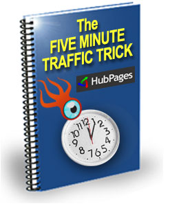 The Five Minutes Traffic Trick - PLR