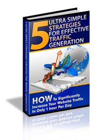 5 Ultra Simple Traffic Strategies - PLR
