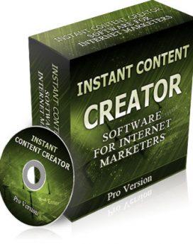 Instant Content Creator - PLR