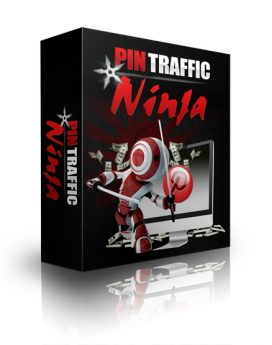 Pin Traffic Ninja - PLR Upgrade