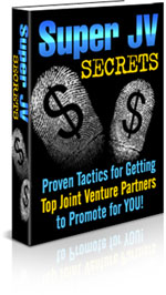 Super JV Secrets - PLR