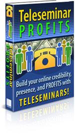 Teleseminar Profits - PLR