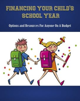 Financing Your Childs School Year - PLR