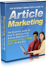 imers guide to article marketi